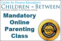 Children In Between - Online Parenting Class