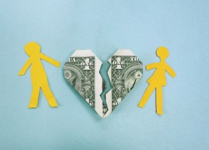 Bankruptcy can become a financial snake pit for divorced couples, and sometimes one spouse may file to escape the obligations of a property distribution.