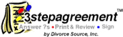 Online Separation Agreement