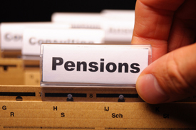 Pensions and Divorce - Splitting a Retirement Account